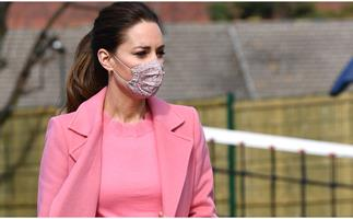 In one swift motion, Duchess Catherine just dictated exactly what we're all flocking to purchase for our wardrobes this winter