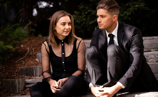 EXCLUSIVE: Neighbours' heartthrob Travis Burns reveals the one storyline he's willing to return to the show for
