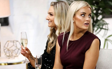 EXCLUSIVE: Married At First Sight's Samantha discovered the truth about Coco and Cam's kiss post-show