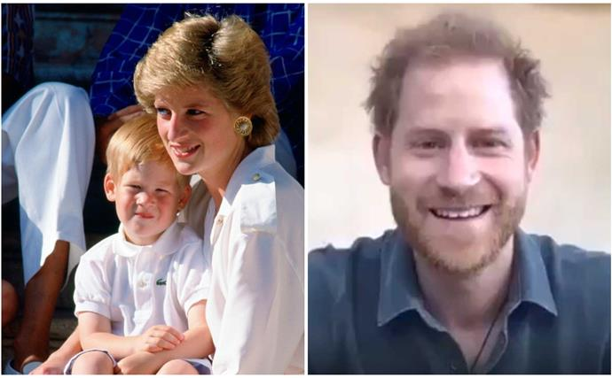 US-based Prince Harry's beautiful gesture for Princess Diana all the way over in the UK is revealed on Mother's Day