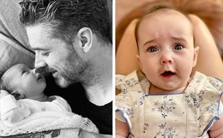 MasterChef judge Jock Zonfrillo shares rare new photo of his daughter Isla as she marks a very special milestone