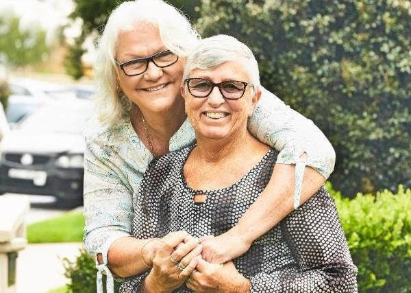 Winners of Take 5's Best Friend competition share the secret to staying close for decades