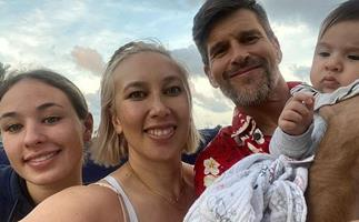 """""""I failed the first time, TWICE"""": Osher Gunsberg shares a gorgeous tribute for his stepdaughter as she celebrates a big milestone"""