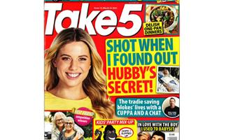 Take 5 Issue 12 Online Entry Coupon