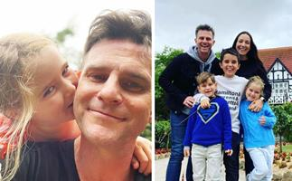 EXCLUSIVE: David Campbell shares his refreshingly real parenting philosophy