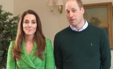 Happy St Paddy's! Duchess Catherine & Prince William are joined by Jacinda Ardern, Joe Biden and more to celebrate Ireland's National Day