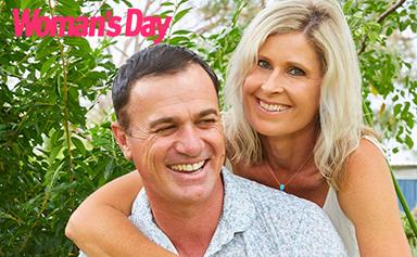 EXCLUSIVE: Shannon Noll proposes to his wife of 17 years… again!