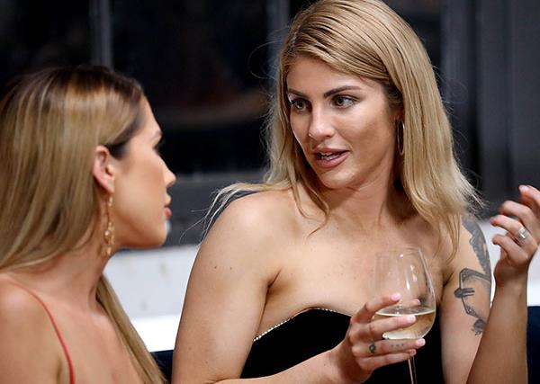 Married at First Sight's biggest feud just escalated between Rebecca and Booka after scandalous kissing footage was revealed