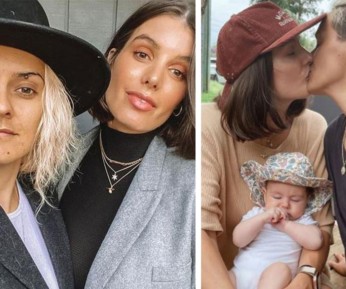 """""""I want a houseful of babies!"""" Moana Hope reveals her exciting pregnancy plans with wife Isabella Carlstrom"""