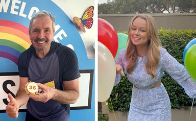 ''Best time of my life!'' Tributes flow from the cast of Neighbours as the iconic soapie rings in a milestone moment