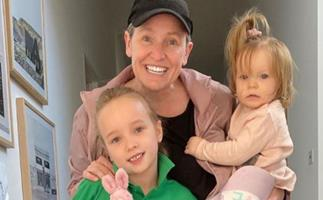 Fifi Box's love life has been anything but smooth - but now, she's complete with something even better