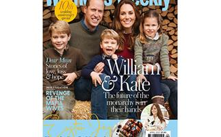 The Australian Women's Weekly April Issue Online Entry