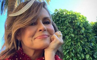 """Lisa Wilkinson shares a heartfelt message to """"everyone doing it tough right now - particularly over these last five weeks"""""""