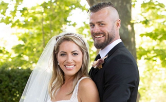 Married At First Sight's Chris Jensen has been spotted with a new love interest after his momentous exit