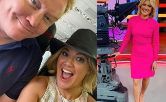 What went wrong behind Sarah Harris' shock split from her husband