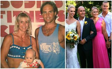 Together again! Following their loss, former golden couple Lisa Curry and Grant Kenny have reunited in the loveliest way
