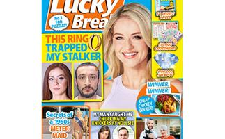 Lucky Break Issue 14 Entry Coupon