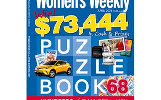 The Australian Women's Weekly Puzzle Book Issue 68