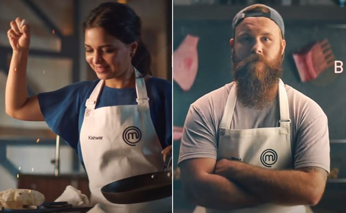 Meet the MasterChef Australia contestants taking to the famous kitchen in 2021