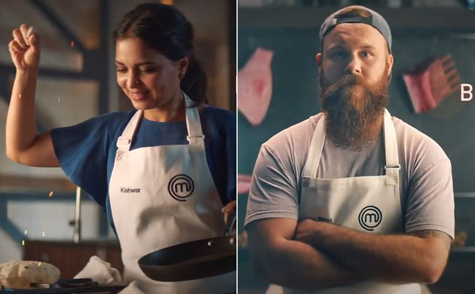 Meet the MasterChef Australia contestants taking to the famous kitchen in 2021