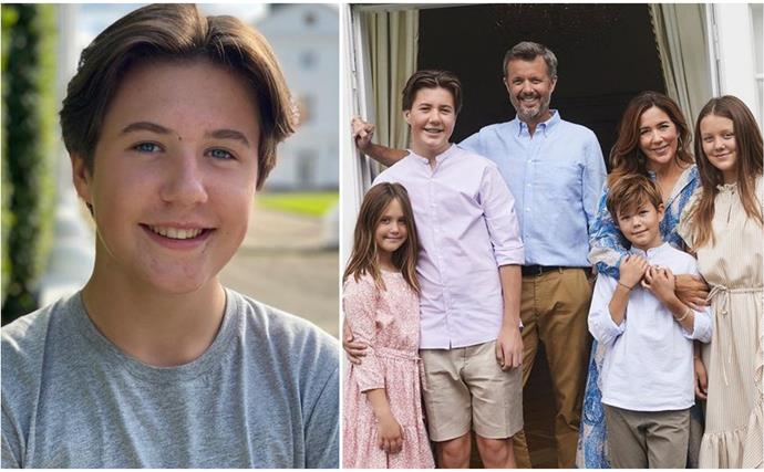 Crown Princess Mary's eldest son and future King, Prince Christian, set to celebrate an important religious milestone this year