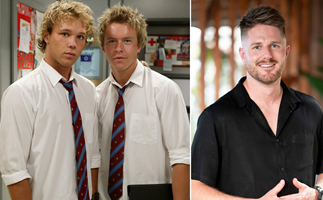 Married At First Sight's Bryce was on beloved TV shows Home And Away and All Saints