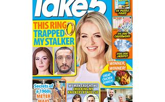 Take 5 Issue 14 Online Entry Coupon
