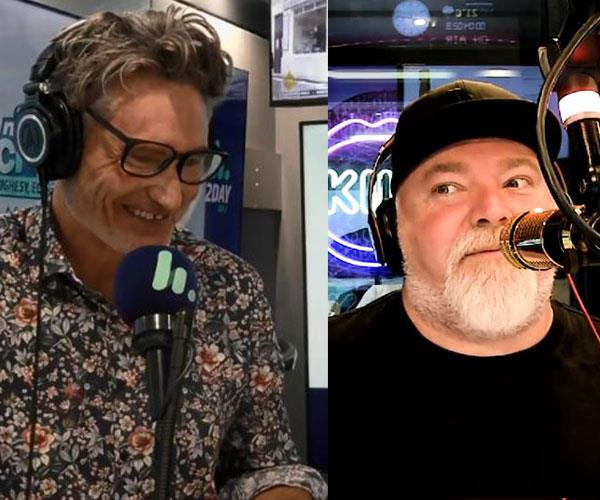 Is Hughesy about to topple Kyle and Jackie O from the top spot of breakfast radio?