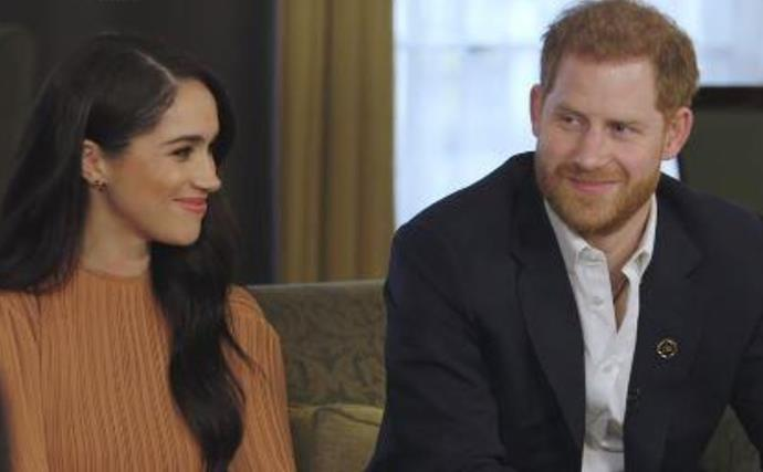 Prince Harry & Duchess Meghan make sweeping changes to their Archewell website - with some big updates to share