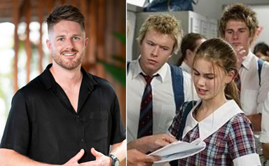 EXCLUSIVE: We've tracked down the glorious photos of Married At First Sight's Bryce Ruthven on Home And Away