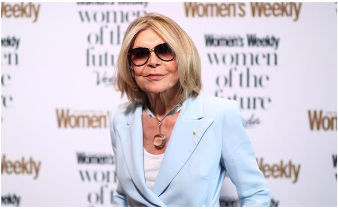 """An absolute champion of women, grace and elegance personified"": Tributes flow for Australian fashion legend Carla Zampatti following her tragic passing"