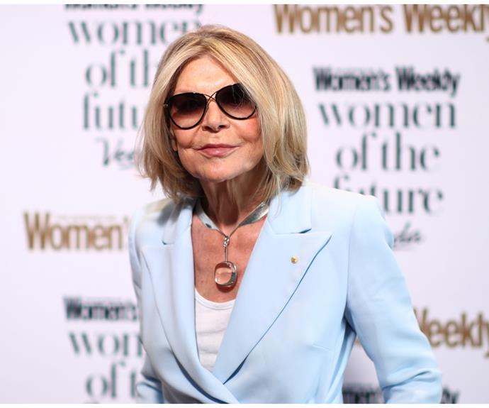 """""""An absolute champion of women, grace and elegance personified"""": Tributes flow for Australian fashion legend Carla Zampatti following her tragic passing"""