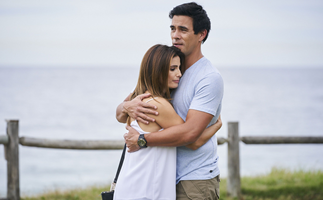Fighting with Leah AND for his life! Home And Away's Justin is in huge trouble in shock new teaser