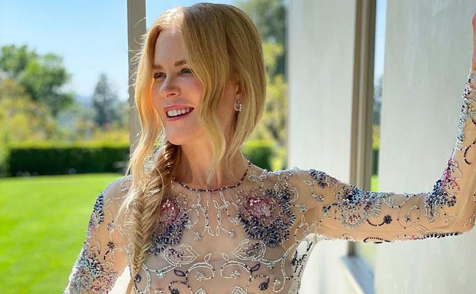 Nicole Kidman's red carpet hair can be achieved in minutes, and we're convinced it's the perfect look for every occasion