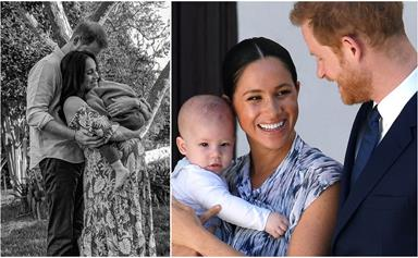 She's here! Duchess Meghan & Prince Harry announce the birth of their second child - a baby girl!