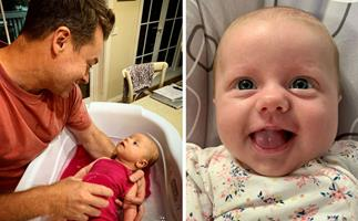 Grant and Chezzi Denyer's emotional tribute to daughter Sunday as she marks a special milestone