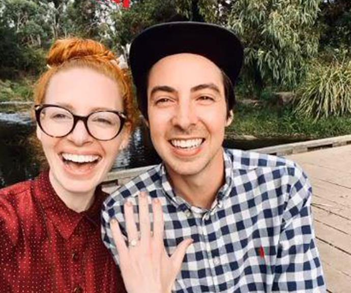 Emma Watkins shares rare new footage with her husband-to-be Oliver Brian that will melt your heart