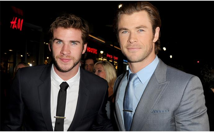 Friendly rivalry between the Hemsworth brothers takes a turn as Chris and Liam grow apart