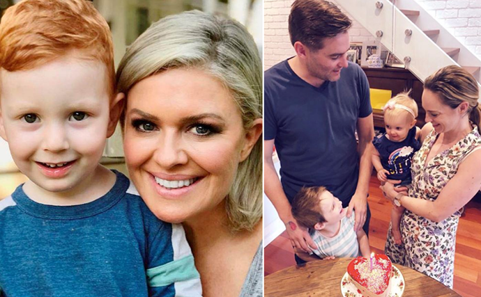 The role of a lifetime! Meet your favourite Home And Away stars' real-life kids