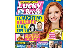 Lucky Break Issue 16 Entry Coupon