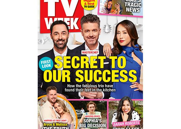 Enter TV WEEK Issue 16 Puzzles Online