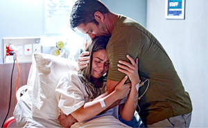 Home And Away's Mackenzie collapses AGAIN as she takes a turn for the worst
