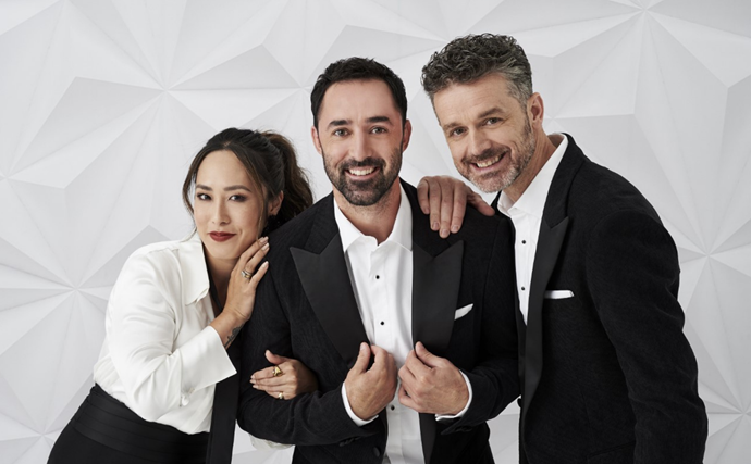 MasterChef Australia's Andy, Melissa and Jock reveal how they went from strangers to close friends