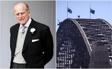 A gun-salute and an online book of condolence: Australia reacts to the death of Prince Philip