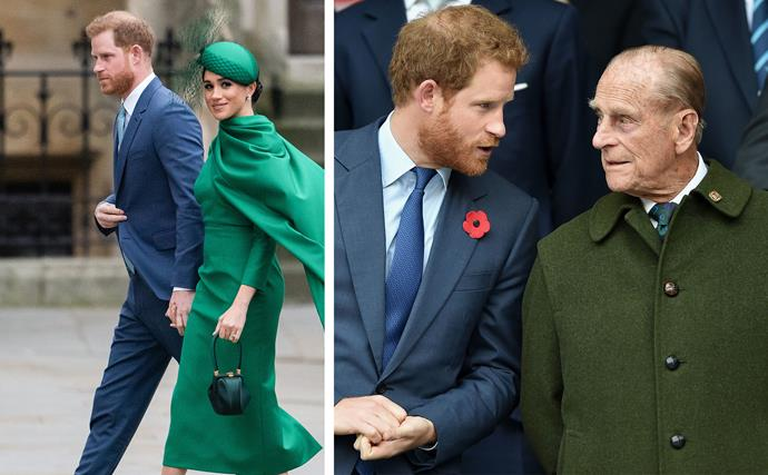 Will Prince Harry and Meghan Markle attend Prince Philip's funeral?