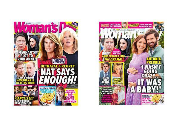 Enter Woman's Day Issue 17 puzzles online!