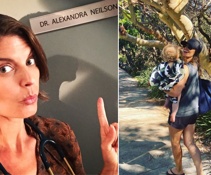 Zoe Ventoura reveals how she kept her pregnancy hidden and why the secrecy wasn't intentional