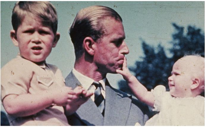 He was one of the most famous royals in the world, but Prince Philip's most important role was being a dad