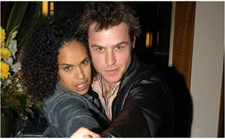 Former partners Christine Anu & Rodger Corser reunite with a nostalgic reminder of their very first meeting