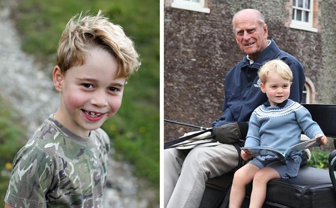 King in training: Will Prince George attend Prince Philip's funeral?